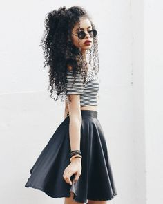 long curly hair. curly girl. natural hair.                                                                                                                                                                                 More