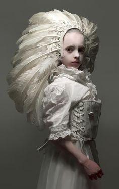 ArtStation - girl painting, Lee Yong Hyun