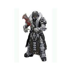 NECA Gears of War 3 Series 3 Action Figure Savage Theron Version 1