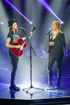 Pin for Later: Seht Sarah Connor's emotionales Duett mit James Bay beim Echo