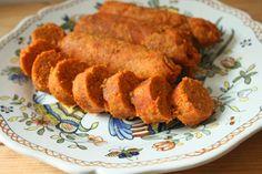 Spanish Chorizo (Vegan and Gluten-Free)