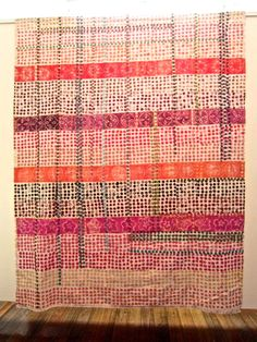 Sophie Munns: Lino and mono printed and painted cloth: a quick preview!