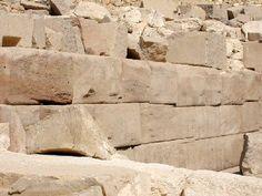 Egypt, Abydos, Osireion