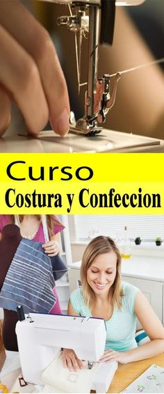 Curso Básico de Corte y Confección Para Principiantes #costura #confeccion #patrones Sewing Lessons, Sewing Hacks, Sewing Projects, Sewing Tips, Diy Projects, Hand Embroidery Stitches, Hand Embroidery Designs, Costura Fashion, Sewing Courses