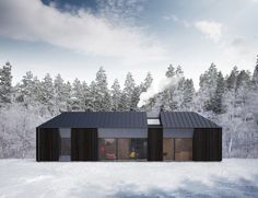 The Tind prefabricated home was developed by the Swedish design group Claesson Koivisto Rune. Tind has an ultra-modern style and sits in staunch opposition to what many have come to expect from prefabricated housing which…