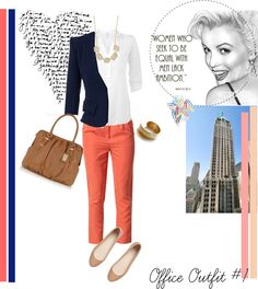 """""""Office Outfit #1 