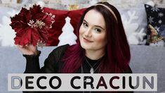 Decoratiuni de Craciun HAUL ~ Jumbo, Pepco, Auchan    Maria Dumitrescu Haul, Crown, Youtube, Fashion, Moda, Corona, Fashion Styles, Fashion Illustrations, Crowns