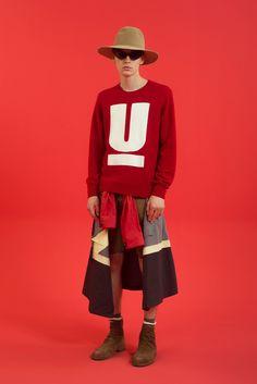 Undercover Spring 2015 Menswear Fashion Show