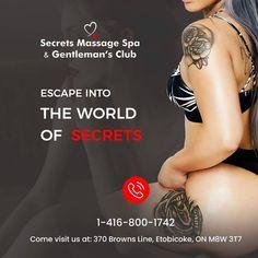 Erotic massage Toornto