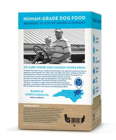 Spot Farms Grain Free Chicken Dog Food Natural Human Grade Dehydrated Dog Food 3.5lb makes 14lbs ** Read more reviews of the product by visiting the link on the image.-It is an affiliate link to Amazon. #DogTreats