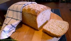 Gluteenitonta leivontaa: Helppo gluteeniton kauravuoka Sin Gluten, Vegan Gluten Free, Gluten Free Recipes, Fodmap, Free Food, Biscuits, Food And Drink, Bread, Homemade
