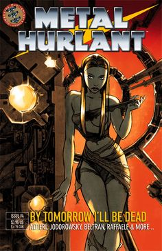 The 2nd coming of Metal Hurlant
