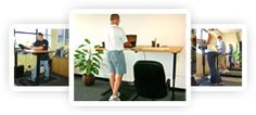 Treadmill Desk & Standing Desks: Workout at Work with a TreadDesk Office Exercise, Workout At Work, Fit Board Workouts, Fun Workouts, Treadmill Desk, The Ordinary Products, Wedding Body, Stand Up Desk, Adjustable Height Desk