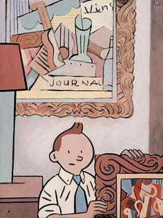 Serge Clerc   Tintin (art)