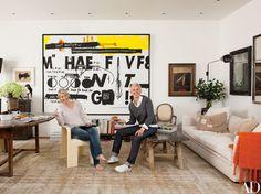 Inside Celebrity Homes: Ellen DeGeneres' Rustic California Home | #elle #ellendegeneres #celebrityhomes  #celebshome #celebritymansions #celebrityrealestate | See also: http://www.celebrityhomes.eu/inside-celebrity-homes/inside-celebrity-homes-ellen-degeneres-rustic-california-home/
