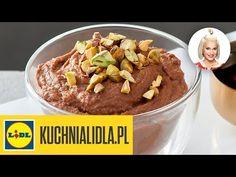Jedzenie Lidl, Hummus, Pudding, Food, Custard Pudding, Essen, Puddings, Meals, Yemek