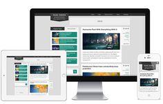 DualShock A Free Blog and Magazine Responsive WordPress Theme