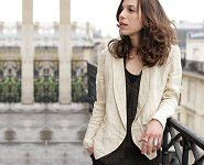 // Elsa Esturgie Gaia jacket @ Matières à réflexion