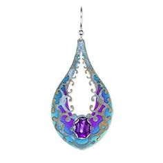 Elizabeth Earrings - Amethyst in Gift Giving 2012 from Holly Yashi on shop.CatalogSpree.com, my personal digital mall.