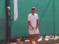 Rafa, Monte Carlo practice