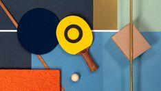 Hand made. Table Tennis Racket, Ping Pong Paddles, Rackets, Handmade, Design, Design Comics, Hand Made, Handarbeit