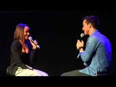 """Kat and Chris """"bonnie and Kai speed dating"""" BNCE 3 - day 2 - YouTube"""