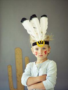 Feather Headdress http://www.coxandcox.co.uk/new/feather-headdress
