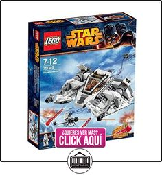 Lego Star Wars Snow Speeder 75049 by LEGO (English Manual)  ✿ Lego - el surtido más amplio ✿ ▬► Ver oferta: https://comprar.io/goto/B00OVNR082