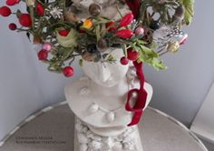 Fairy Headdress by Constance Muller