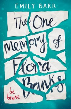 the-one-memory-of-flora-banks is my book of the month