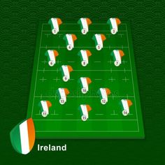 Ireland Rugby, Team Player, Flyer Design, Positivity, Ireland, Optimism