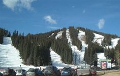 Eldora Mountain Resort is just a 35 minute drive out of town.