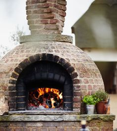 Wood Fired Ovens from Jamie Oliver
