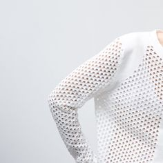figtny.com | Blessed are the Meek Alfresco Knit