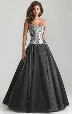 Classy Long Black Tailor Made Evening Prom Dress (LFNAG0007) cheap online-MarieProm UK