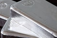 Australia Perth Mint Pure Silver Bars by Nathan Branch, via Flickr