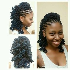 I shall have this style when my locs are longer Dreadlock Styles, Dreads Styles, Hair Locks, My Hair, Hair Updo, Natural Hair Care, Natural Hair Styles, Natural Dreads, Au Natural