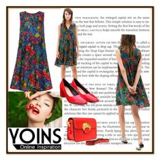 """YOINS-25"" by djulovic-mirela ❤ liked on Polyvore"
