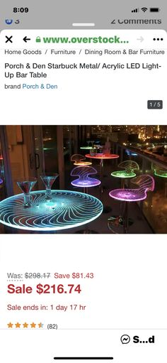 Home Goods Furniture, Bar Furniture, Dining Room Furniture, Up Bar, Air B And B, Dining Room Bar, Poker Table, Light Up, Home Decor