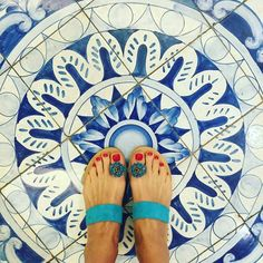 Amazing pic by @anna_rosevilla tagging #ihavethisthingwithtiles  _____________________________________________  #fwisfeed #feet #maioliche #lookyfeets #lookdown #selfeet #fwis #fromwhereyoustand #viewfromthetop #ihavethisthingwithfloors #viewfromthetopp #happyfeet #picoftheday #photooftheday #amazingfloorsandwanderingfeet #vsco #all_shots #lookingdown #fromwhereonestand #fromwherewestand #travellingfeet #fromwhereistand #tiles #tileaddiction #tilecrush #floor #vscocam #instatiles