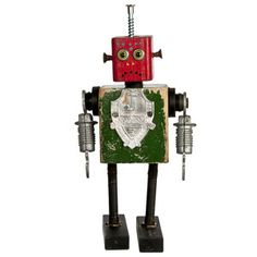 Kent Greenbaum Robot