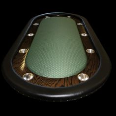 How To Build A Custom Poker Table | Poker Table, Custom Poker Tables And  Poker