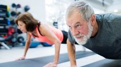 """The results of two human clinical trials involving elderly patients suffering from frailty showed no adverse side effects and""""remarkable"""" physical improvement."""