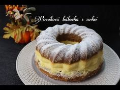 Perníková bábovka s mrkví | Videorecept | Dvě v troubě | CZ/SK HD recipe - YouTube Czech Recipes, Doughnut, Cheesecake, Brownies, Youtube, Simple, Cake Brownies, Cheesecakes, Youtubers