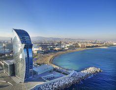 Hotel W - Barcelona #HotelDirect info: HotelDirect.com
