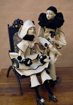 Peiro and Pierrette Dolls - Yahoo Image Search Results
