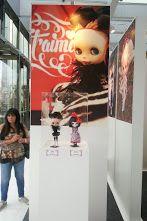 Blythecon Brasil São Paulo Exposição Thais Gusmão