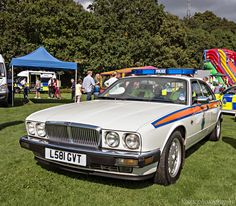 Jaguar XJ6 4.0 Police Car