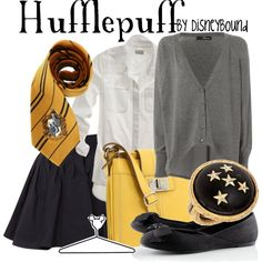 Hufflepuff  I love all of this. :)