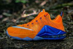 detailed look 81c9e 2fa9e Nike LeBron 12 Low